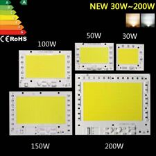 LED Chip 30w 50w 100w 200w lampe Smart IC Cob Licht high power watt AC 220V 230v