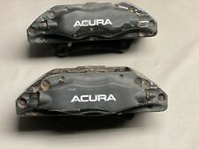 2007 2008 07 08 Acura Tl Type S Front Brembo Brake Calipers