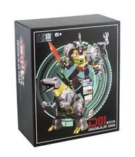 New D01 Crown G1 Grimlock Tyrannosaurus King Transformers toys