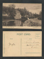 1910s UNION MILLS WEST SIDE PORTSMOUTH OHIO POSTCARD