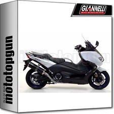 GIANNELLI ESCAPE COMPLETO RACE IPERSPORT NEGRO YAMAHA T-MAX TMAX 530 2017 17