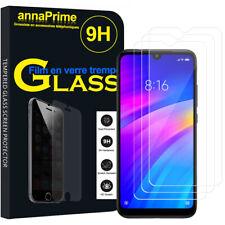 """3 Films Verres Trempés Protecteur Écran Haute Qualite Xiaomi Redmi 7 6.26"""""""