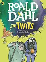 The Twits (Colour Edition) by Dahl, Roald, NEW Book, FREE & FAST Delivery, (Pape