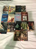 Children Young Adult Book 15 books lot Free Shipping