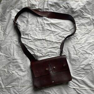 dries van noten bag Leather Satchel