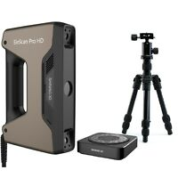 [Handheld 3D Scanner] Shining3D [EinScan Pro HD + Industrial Pack] w/ Solid Edge