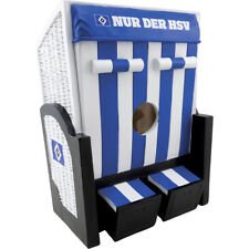 "HSV Nistkasten ""Strandkorb""  Hamburger SV"