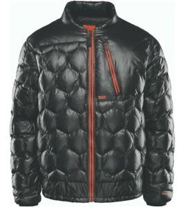 ThirtyTwo Tm Ultralite Isolante Uomo Zip Anteriore Snowboard Giacca Grande Nero