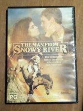 The Man From Snowy River (DVD) 4 (Australia)