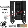 Vega Holster Adattatore Sistema modulare Molle System 8K80 Nero Verde Desert/TAN