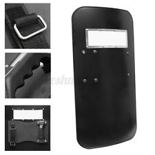 Pc Anti Riot Cs Military Tactical Police Defense Arm Shield Security Protection+