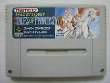 Nintendo Super Famicom Tales of Phantasia Japan SFC SNES