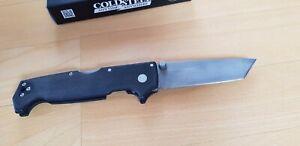 Cold Steel SR1 lite Tanto Custom Knife Folder tactical Messer