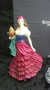 Royal Worcester Fruit Figurine wedding present from Appleby fair Romany gypsy