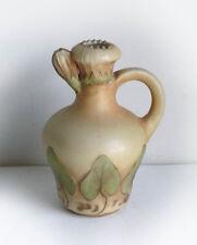 Art Nouveau Rstk Kessel Turn Teplitz Bohemia Austria Lilies Vase.