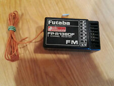 FUTABA 8 CHANNEL RECEIVER 35MHz DUAL CONVERSION