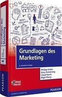 Grundlagen des Marketing, 6. Auflage von Philip Kotler, Gary Armstrong