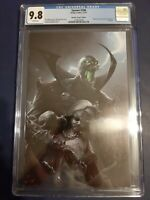 9.8 CGC Spawn 280 Mattina VIRGIN Variant Ltd to 666