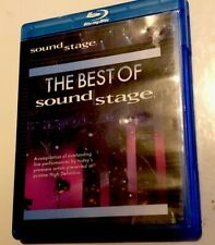 Blu-ray Best of Sound Stage Tom Petty Foreigner Fleetwood Mac Heart Chris Isaak