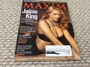 Maxim Magazine April 2008