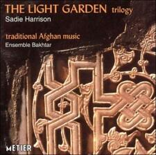 SADIE HARRISON: THE LIGHT GARDEN TRILOGY WITH TRADITIONAL AFGHAN MUSIC NEW CD