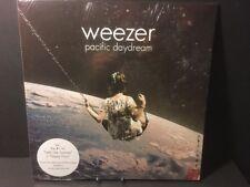 Weezer : Pacific Daydream  LP Red Vinyl w/ Black Splatter /3000 -sealed new 2017