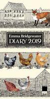 Emma Bridgewater Chickens Official 2019 Slim Diary