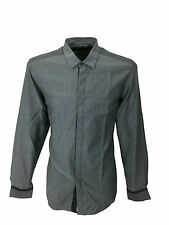 Plaid Collared Casual Singlepack Shirts & Tops for Men
