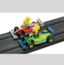 MICRO SCALEXTRIC SIMPSONS CARS - BRAND NEW WOW