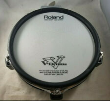 """Roland® PD-85 Electronic Mesh Drum Pad 8"""" V-Pad Dual Trigger Electric Drum Toms"""