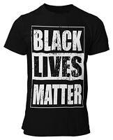 Black Lives Matter Distressed T-shirt, Unisex Pride Shirts