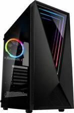 Kolink VOID RGB Midi-Tower, schwarz tempered Glass PC Gehäuse, Case