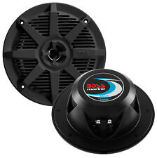 "Boss Audio MR62B Boss 6.5"" 2-way Coaxial Marine Speaker 200w Black"