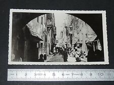 PHOTO 1935-1940 MAROC COLONIES FRANCE MOGADOR RUE DU MELLAH AFRIQUE MAGHREB
