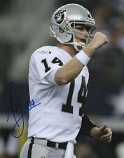 Matt McGloin Oakland Raiders Football SIGNED 8x10 Photo COA!