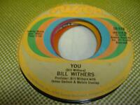 Soul 45 BILL WITHERS You  on Sussex