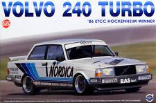 Volvo 240 Turbo '86 ETCC Hockenheim 1:24 Model Kit Bausatz Platz nunu PN24013