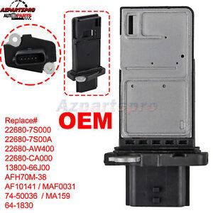 OEM Mass Air Flow Meter MAF Sensor 22680-AW400 For Infiniti Nissan Suzuki 641830