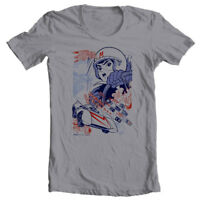 Speed Racer T-shirt retro 1970s Saturday Morning cartoon anime cotton tee SPD140