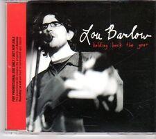 (EX798) Lou Barlow, Holding Back The Year - 2005 DJ CD
