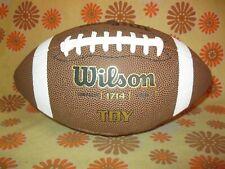 Ancien BALLON de FOOTBALL AMERICAIN WILSON WTF 1714 TDY Sport US Ball Composite