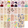 Thin TPU Case Cover Custodie Cute Pattern Protector For iPhone 5s SE 6s 7 Plus