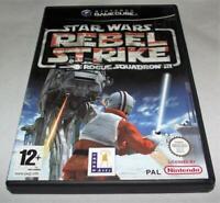 Star Wars Rebel Strike Rogue Squadron III Nintendo Gamecube PAL *Complete*