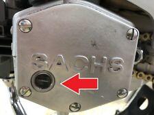 Durchsichtige Ölablass Schraube Hercules Mofa M + Prima 2 3 4 5 Sachs