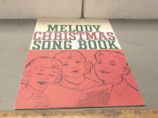 Vintage - The Baldwin Piano Co. - Melody Christmas Song Book – 1959