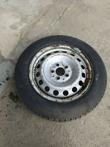 """MERCEDES VITO 16"""" STEEL WHEEL AND TYRE  A6394012902 ET60"""