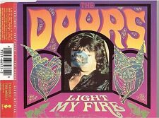 THE DOORS light my fire CD MAXI germany