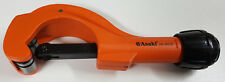 ASAKI Heavy Duty Large Copper Tube Pipe Cutter 5-50mm O.D. Refrigeration Tubing