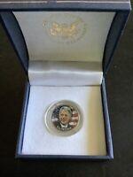 United States Monetary Exchange Bill Clinton On Arkansas State quarter