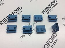 Classic Ford Escort MK1 New weatherstrip clips x8